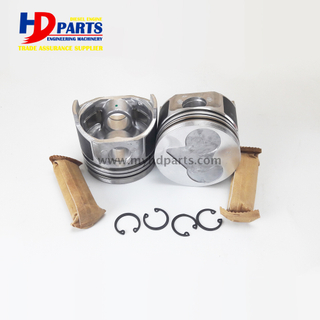Diesel Engine Piston TD42 Piston Kit 12011-63G01 With Pin Size 30mm