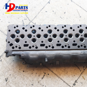 Diesel Engine Part 6D107 Cylinder Head OEM Number 3977221