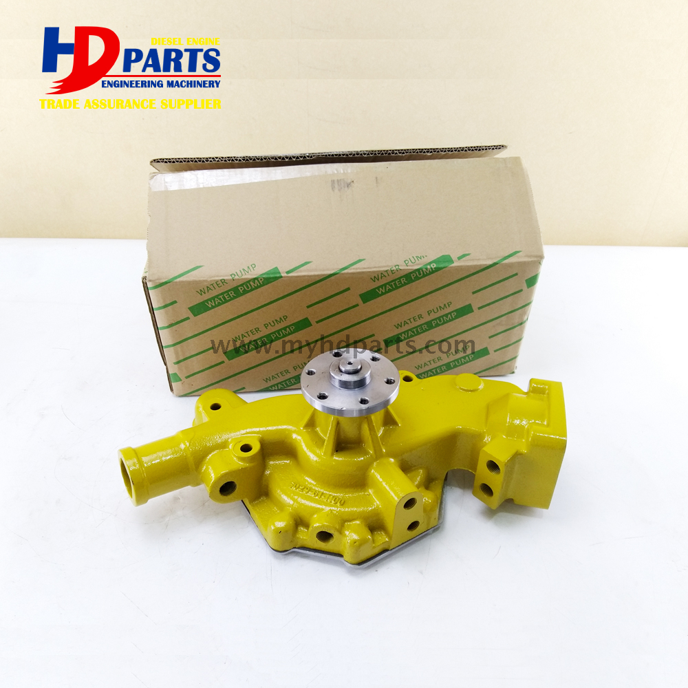 For Komatsu PC200-6 Excavator Diesel Engine 6D95 Engine Water Pump