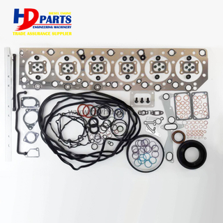 D12D EC360 EC460 EC480 Engine Cylinder Head Gasket Kit