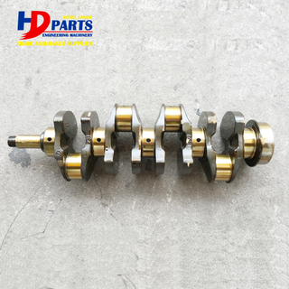 Forklift Engine Crankshaft S4Q2 CrankshaftEM Number 32C09-01010 For Mitsubishi Engine Part