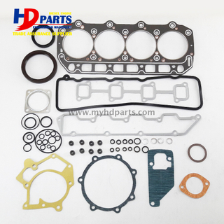 Engine Gasket 4TNE98 Full Gasket Kit Set