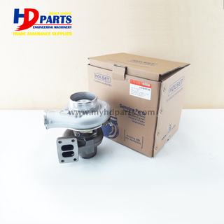 PC200-7 6BT 6D102 HX35 Turbo For Excavator Engine Parts Turbocharger 4038475