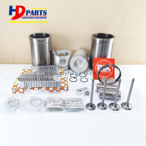 Diesel Engine Parts 8DC9 Piston Cylinder Liner Kit