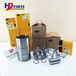 High Quality Genuine Parts C9 Piston Cylinder Liner Kit for Rebuild Kit