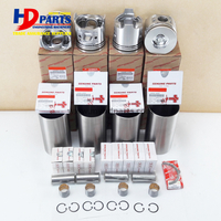 Engine Piston Liner Repair KIt for Yanmar 4TNV94