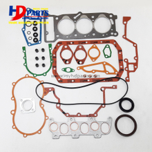 Engine Spare Parts 3KR1 Complete Gasket Kit