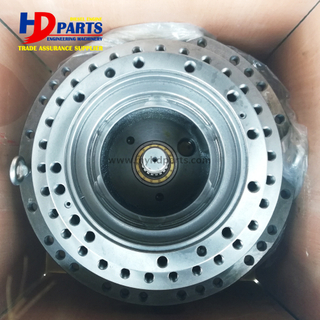 Doosan DH225 Hydraulic Part Track Travel Reduction Gear DE08 Final Travel Gearbox for DE08 Excavator