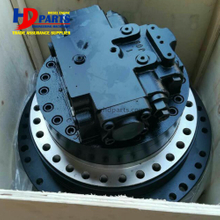 Track Travel Final Assembly JCB220 Gearbox 925318 Apply To Excavator TM40