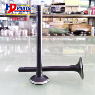 Diesel Engine Valve Part D1503 Valve Intake And Valve EXhaust