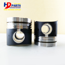 D2848 128mm Piston Fit For Daewoo Engine With Oil Ring 4mm