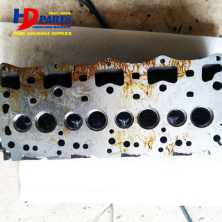4LE1 4LE2 Cylinder Head No 8-97114-713-5 For Isuzu Diesel Engine Part
