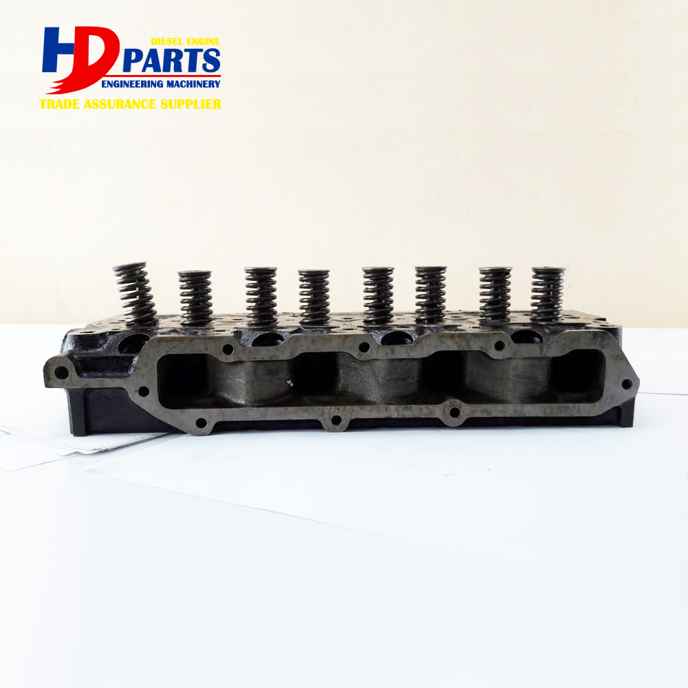 Diesel Engine Parts S4L S4L2 Cylinder Head Assembly For Mitsubishi Engine