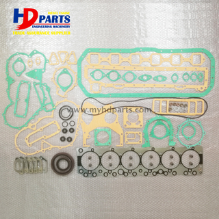 For ISUZU Engine Spare Parts 6BG1 6BG1T Full Gasket Kit Set