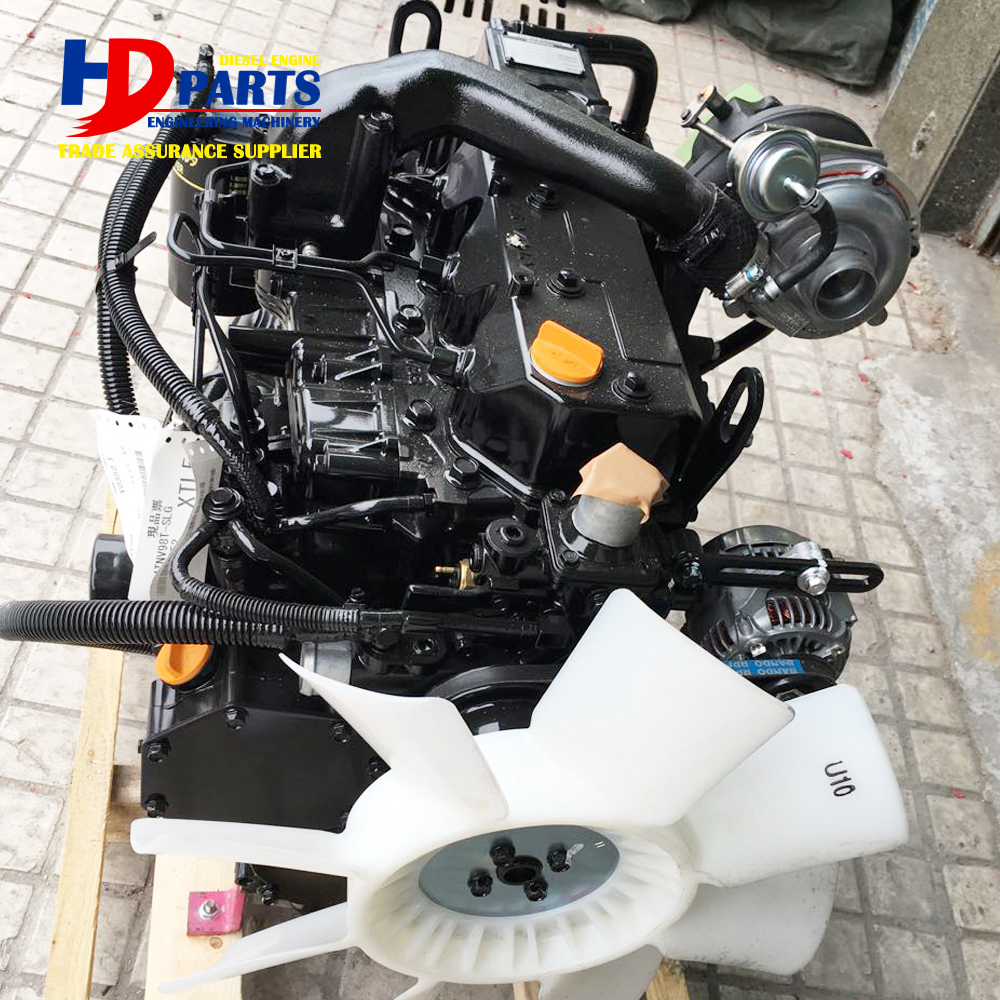 Buy With Turbo Engine Assy 4tnv98t Complete For Yanmar 531kw Wiring Harness