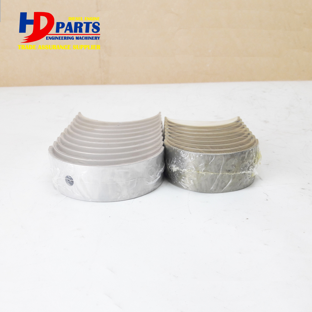 High Quality Engine Parts 4HF1 Crankshaft Bearing And Connecting Rod Bearing