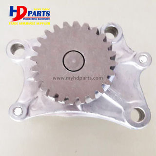 For Mitsubishi Diesel Engine Spare Parts For S4L Oil Pump