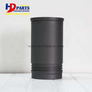 4D105 6D105 Cylinder Liner Sleeve 6136-23-2210 Diameter 105mm