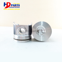 Diesel Engine Part Piston D1503 Piston With Pin With Round Bottom For Kubota