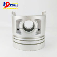 S4Q2 Forklift Engine OEM Piston Kit Diameter 88mm
