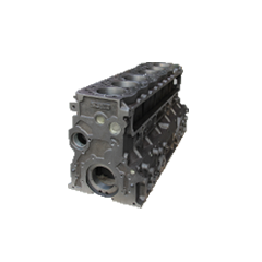 cylinder block -gray
