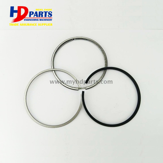 Diesel Engine Parts S4Q2 Piston Ring OEM No 30617-71010 30617-70011 30617-70010