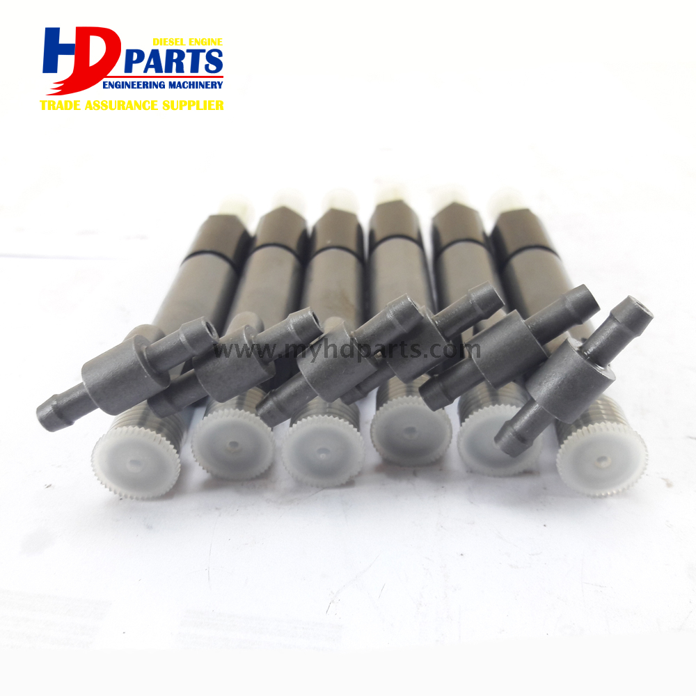 6D95 PC200-6 6207-11-3100 Diesel Engine Fuel Injector