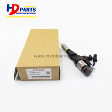 J08E SK210-8 Excavator Parts Fuel Injector Fuel Pump 095000-6593 0950006593