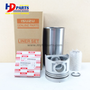 Excavator Engine Parts Heavy Construction Machinery Fittings 6BD1 Liner Kit