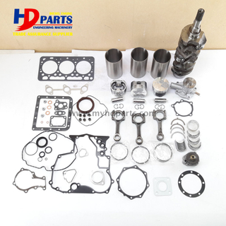Tractor Engine Spare parts D902 Engine Repair Kit For Kubota Engine