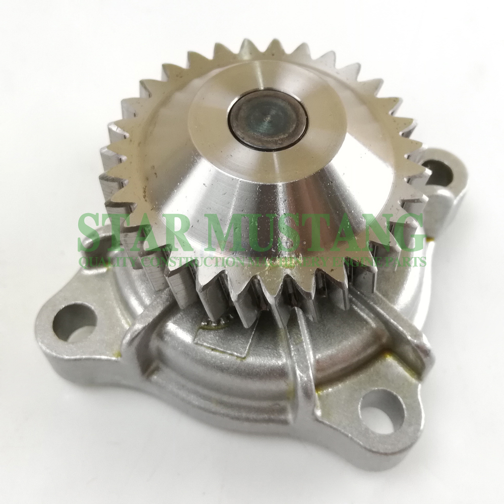 Construction Machinery Excavator 13Z-7F Oil Pump Engine Repair Parts 15100-78332-71