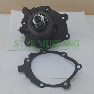 Construction Machinery Excavator W06E Water Pump Engine Repair Parts
