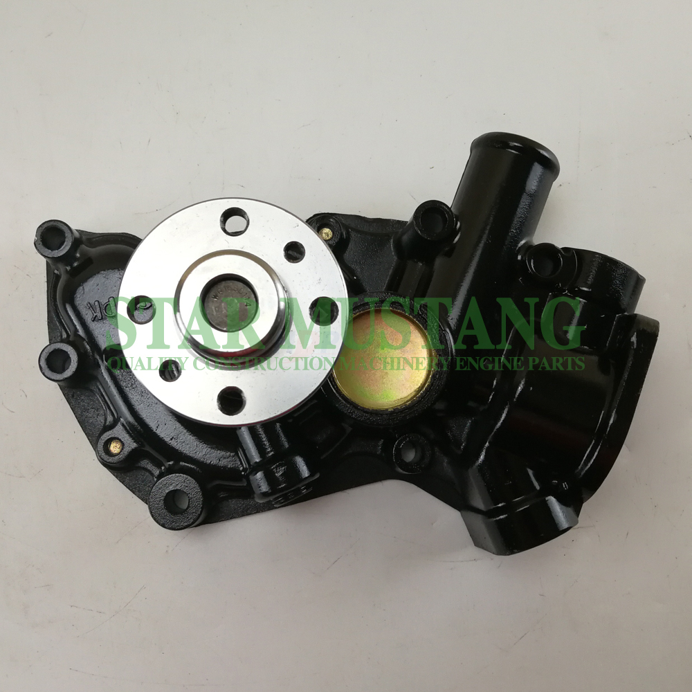 Construction Machinery Excavator 4LE2 Water Pump Direct Injection Engine Repair Parts