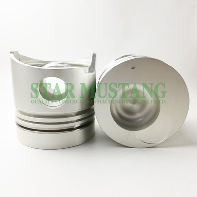 Construction Machinery Excavator 6D15 Piston With Pin Engine Repair Parts ME032870
