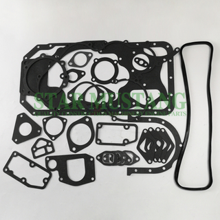 Construction Machinery Excavator XC490BPG Full Gasket Kit Diesel Engine Overhaul Repair Parts
