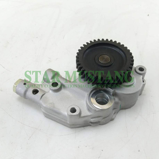 Construction Machinery Engine Parts Oil Pump 4M40 ME201735 ME204053 ME190587 ME203540