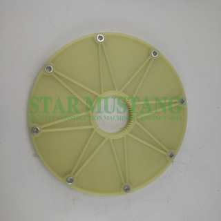 Excavator Parts Flange Coupling 314.5 50T 8holes For Construction Machinery