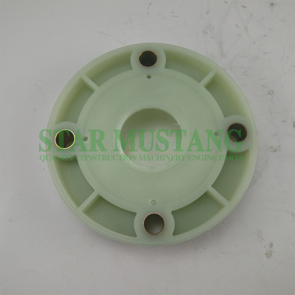 Excavator Parts Flange Coupling SY200 4holes 50T For Construction Machinery