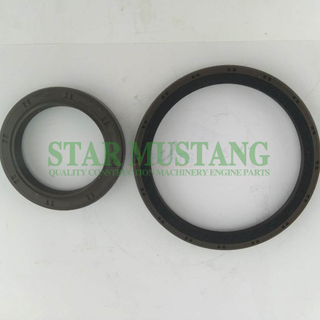 Construction Machinery Excavator Engine Spare Parts Crankshaft Oil Seal Kit V3300