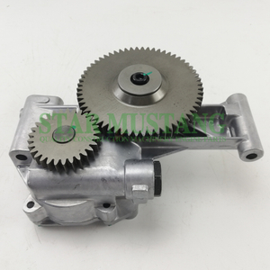 Construction Machinery Excavator C9 Oil Pump Double Gear Engine Repair Parts 4357-20C