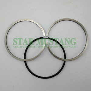 Construction Machinery Excavator CA6DF1-12GG2 Piston Ring Sets Engine Repair Parts