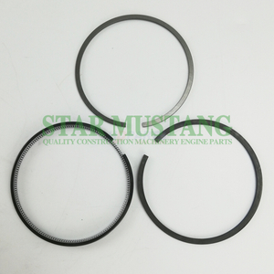 Construction Machinery Excavator D1703 Piston Ring Sets Engine Repair Parts