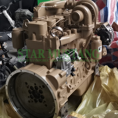Construction Machinery Excavator 6BT5.9 Diesel Engine Assembly Repair Parts