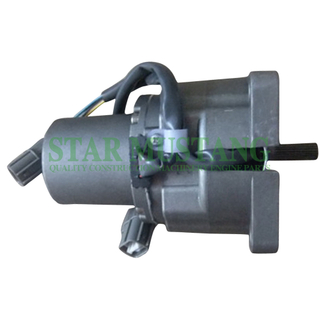 Construction Machinery Excavator EX200-1 Throttle Motor Electronic Repair Parts