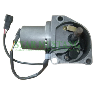 Construction Machinery Excavator EX200-5 EX200-6 Throttle Motor Electronic Repair Parts