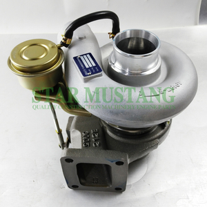 Construction Machinery Excavator 6D16 Turbo Charger Engine Repair Parts