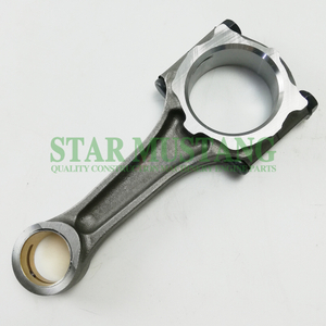 Construction Machinery Excavator 4LE2 Connecting Rod Electric Injection Oblique Engine Repair Parts