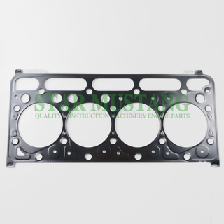 Construction Machinery Excavator V2203 Cylinder Head Gasket Thickness 20 Engine Repair Parts