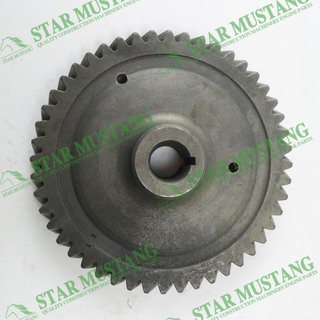Construction Machinery Excavator 6D95 Hydraulic Gear 48 Teeth Engine Repair Parts 6206-71-3130