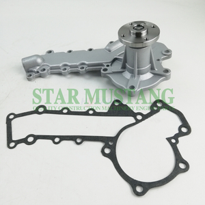 Construction Machinery Excavator V2403-6 Water Pump Engine Repair Parts